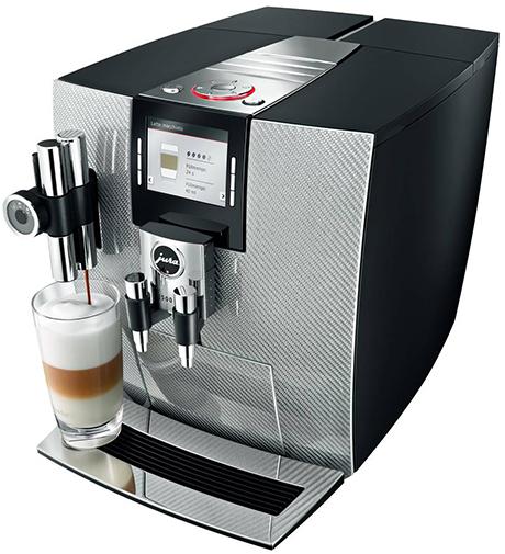 JURA J500 Anniversary Edition espresso machine