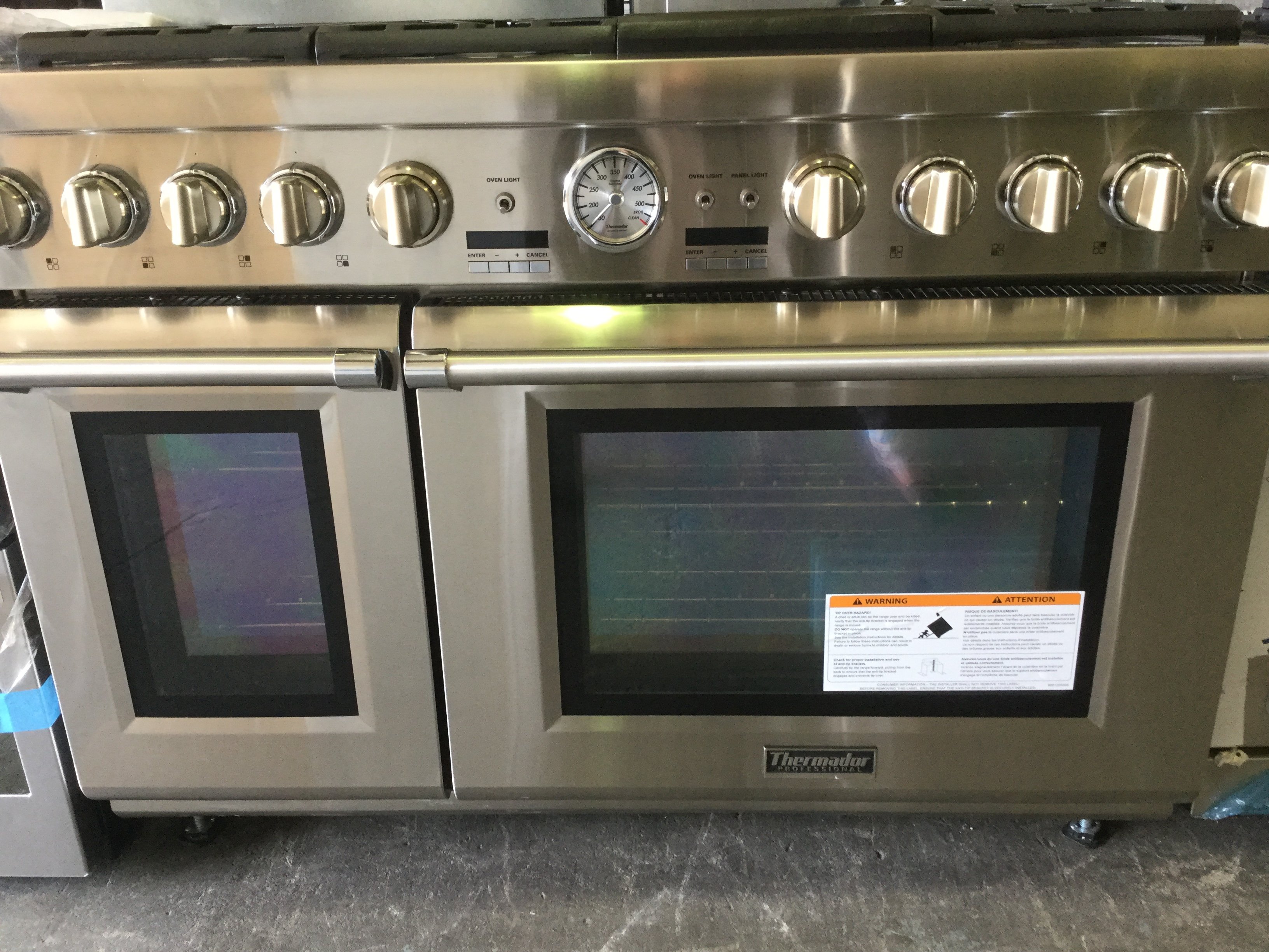Thermador Pro Grand Professional Series 48 Convection